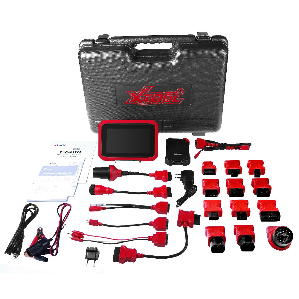 XTOOL EZ400 Full Set