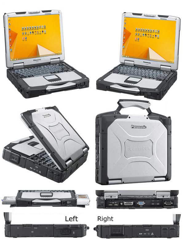 CF30 ToughBook For ICOM NEXT