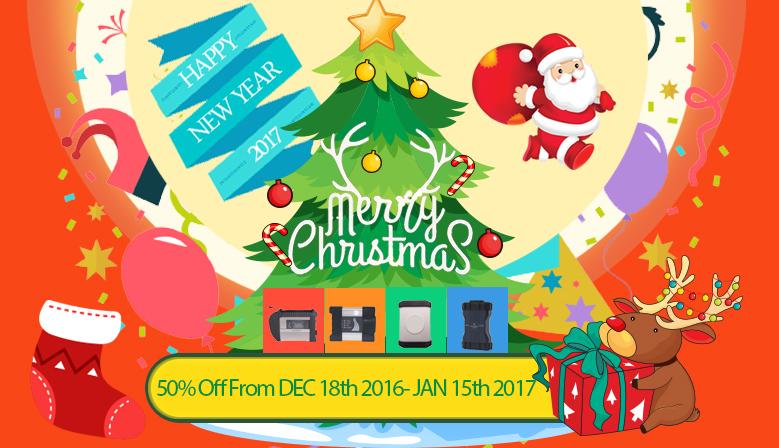 2016 christmas promotiom