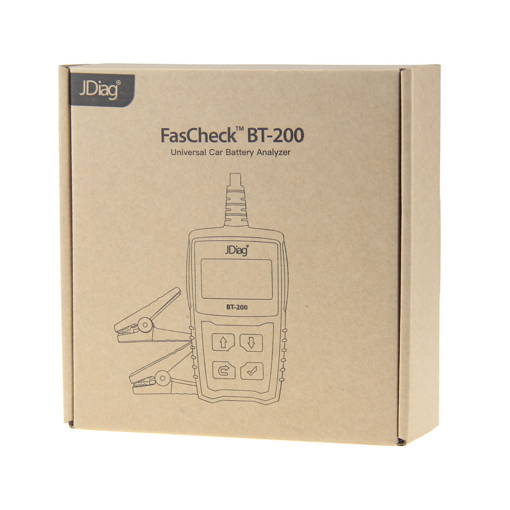 JDiag FasCheck BT-200 Package