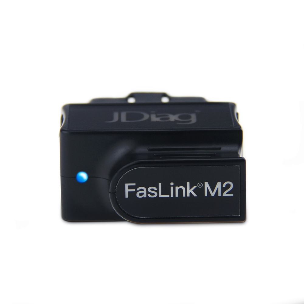 JDiag FasLink M2 Blue LED