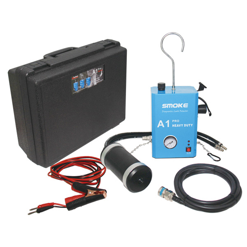 Truck Leak Locator Smoke A1 Pro for Diesel Truck