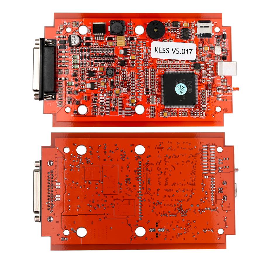 Kess V2 V5.017 Red PCB