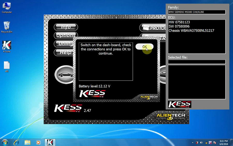 Kess V2 V5.017 Software Version V2.47