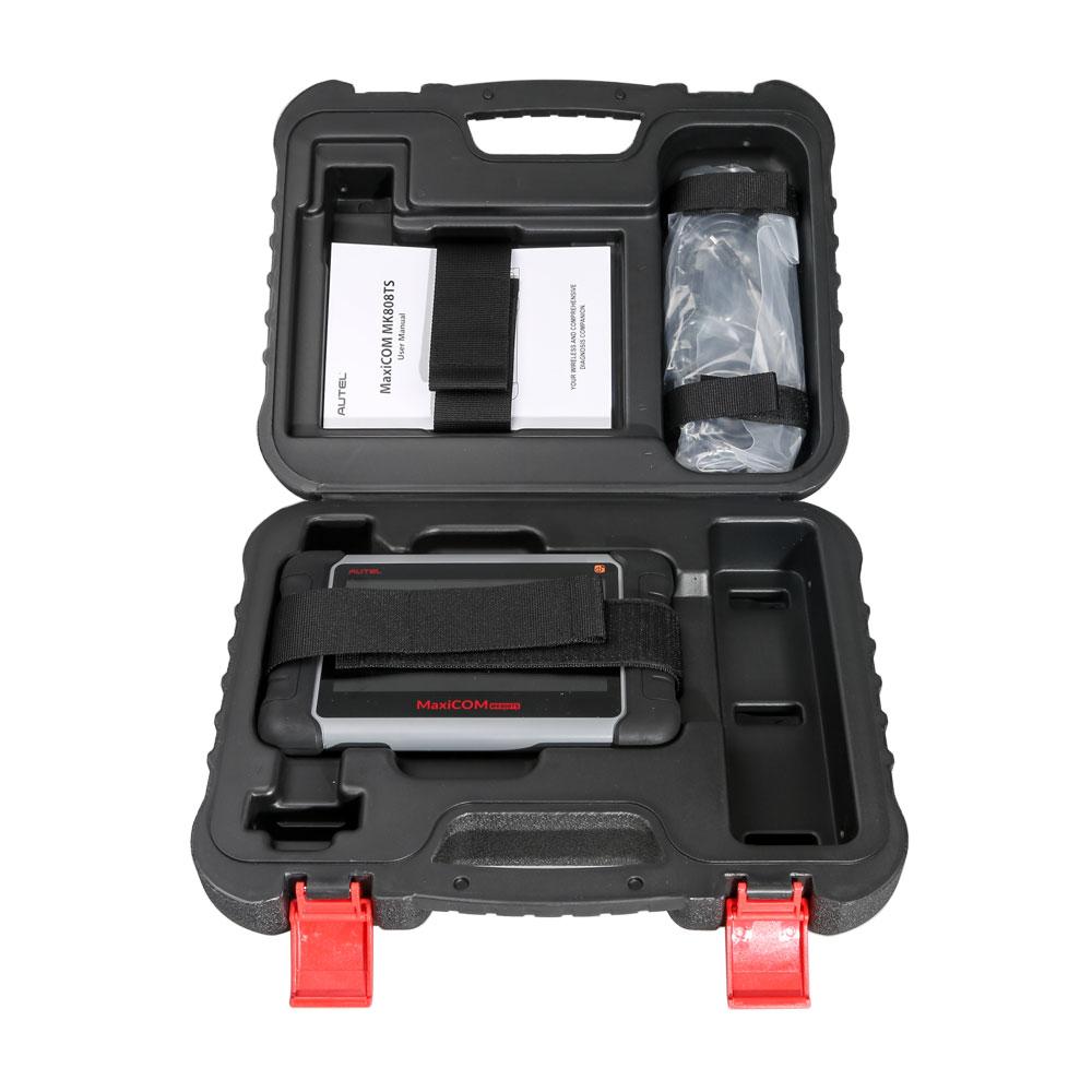 Autel MK808TS Whole Package